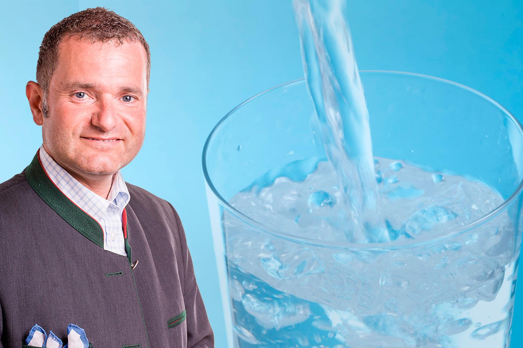 """Stocker zum Weltwassertag: """"Südtirols Wasserhaushalt im Auge behalten!"""""""
