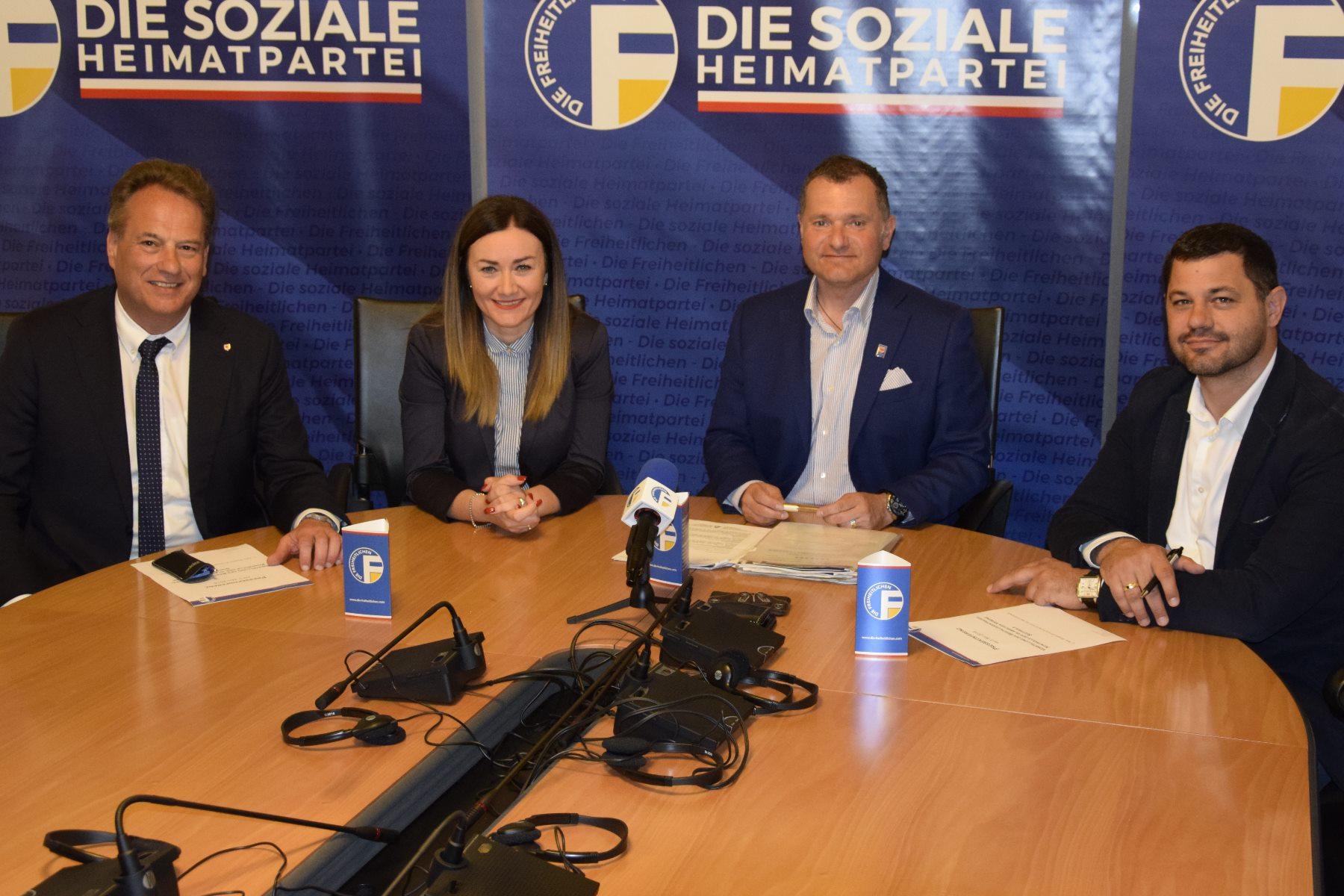 Beschlussantrag: Kontrolle der islamischen Vereine Südtirols