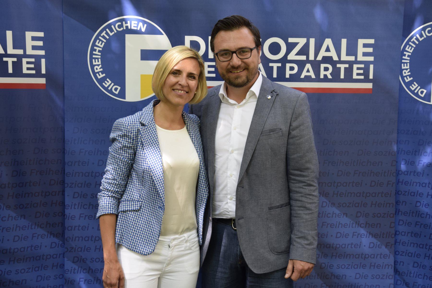 Anna Pitarelli als Kandidatin vorgestellt