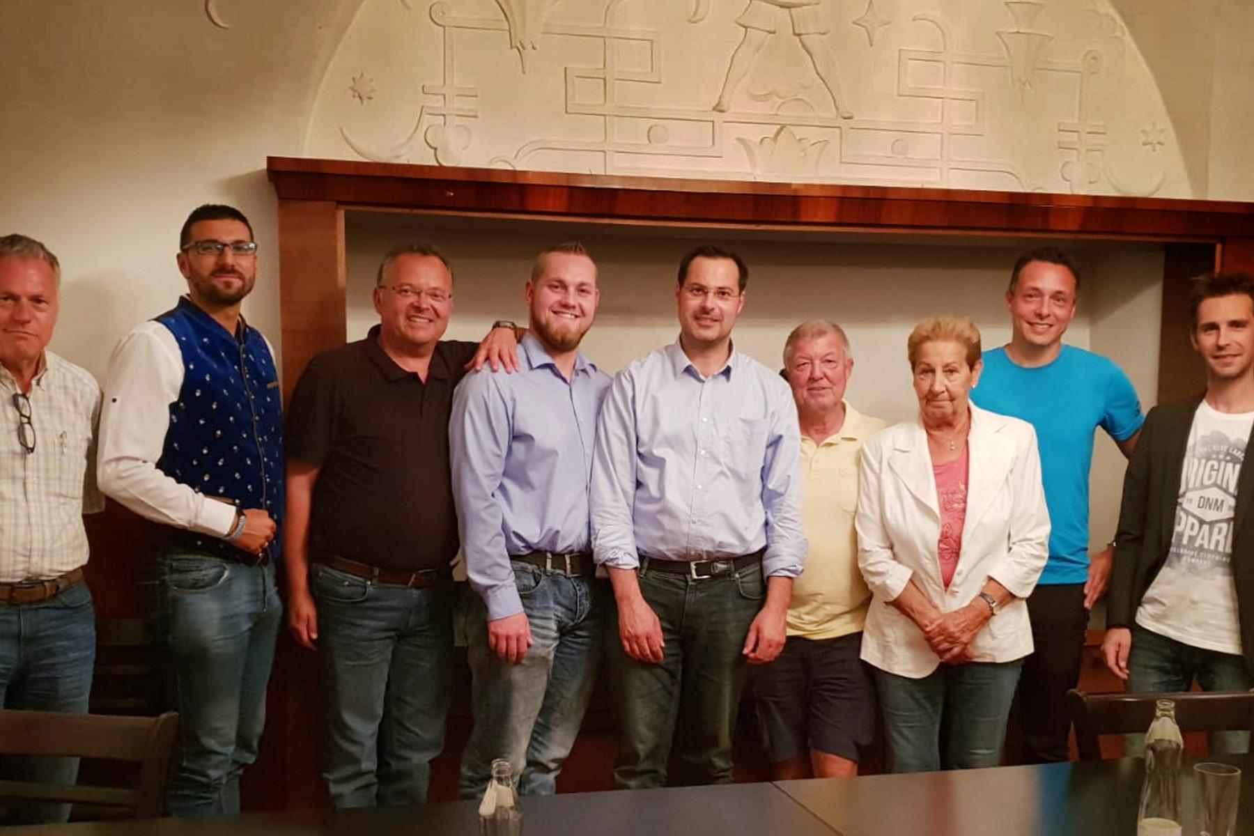 Pusterer Freiheitliche bei Bezirkssitzung der FPÖ Osttirol in Lienz