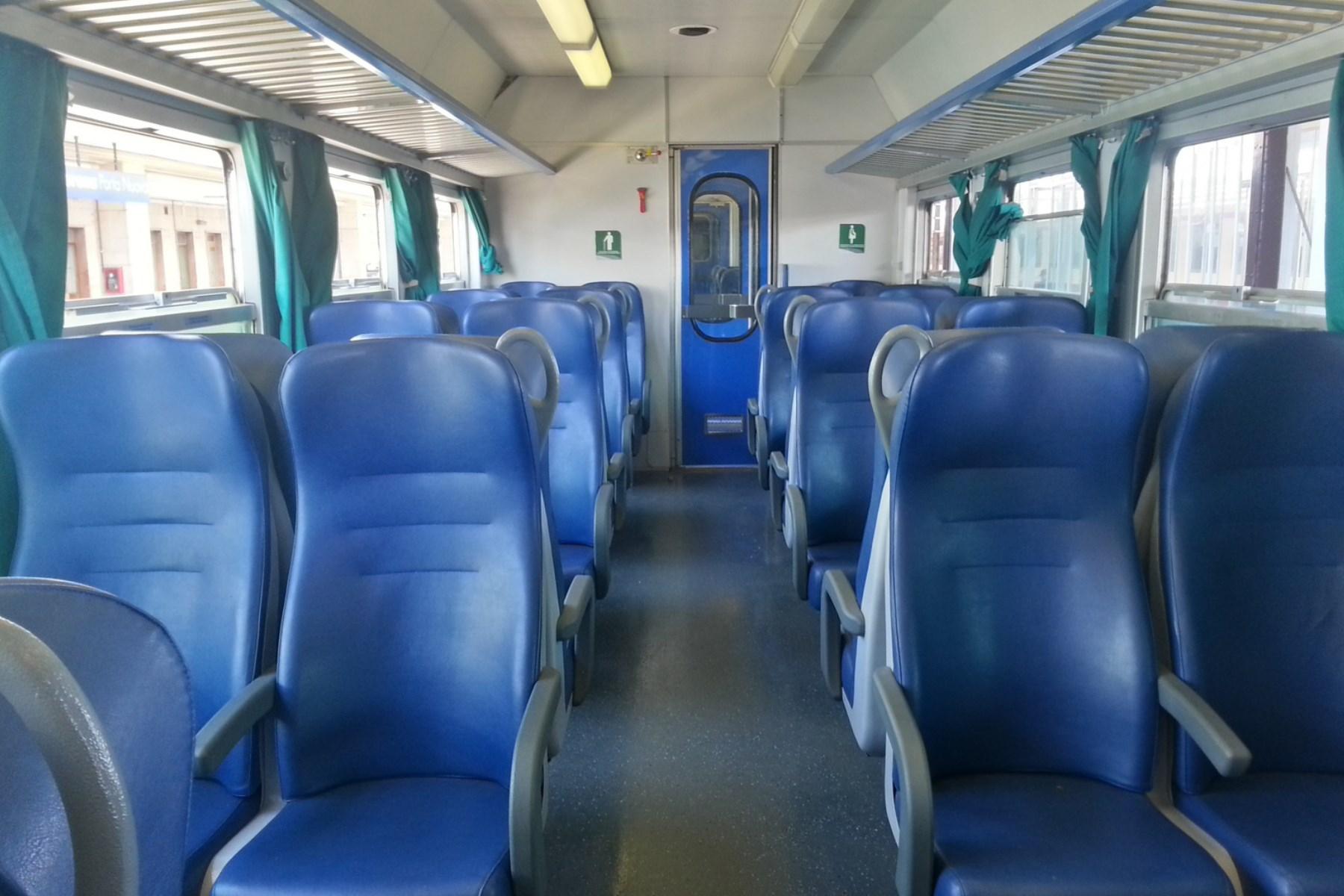 Anfrage | Verstoß gegen die Zweisprachigkeitspflicht durch den italienischen Schienennetzbetreiber RFI