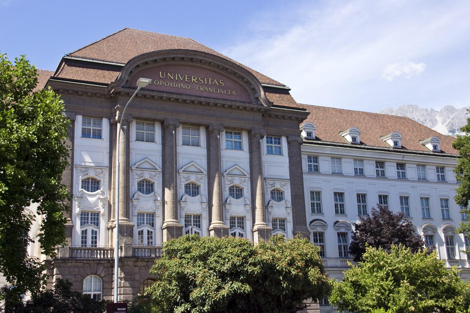 Gesetzesentwurf | Förderung der Innbrucker Universitäten
