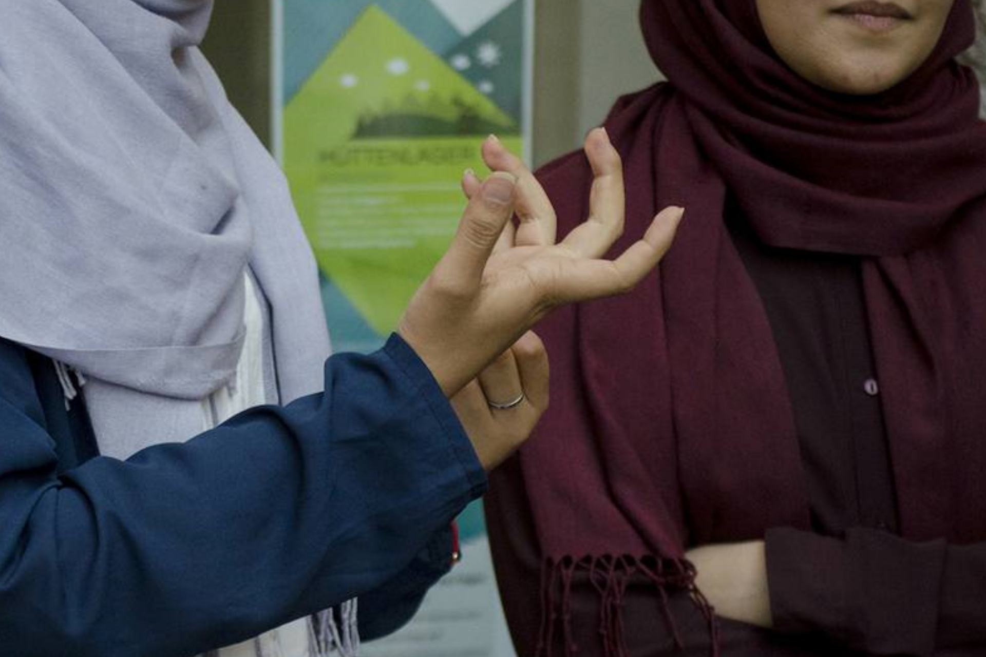 Anfrage | Giovani Musulmani d'Italia