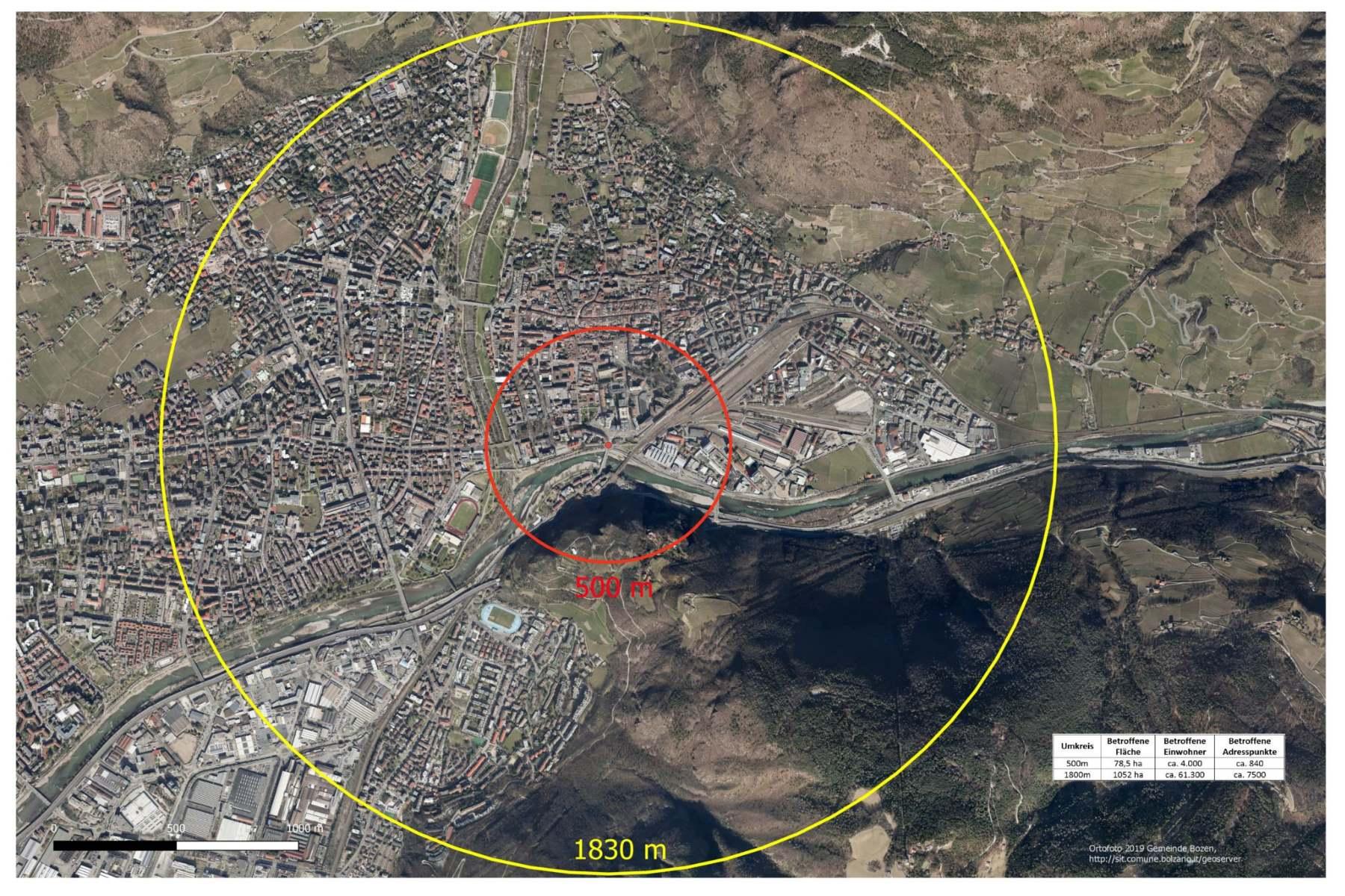 Aktuelle Fragestunde | Bombenentschärftungen im Zuge von Bauarbeiten in Bozen