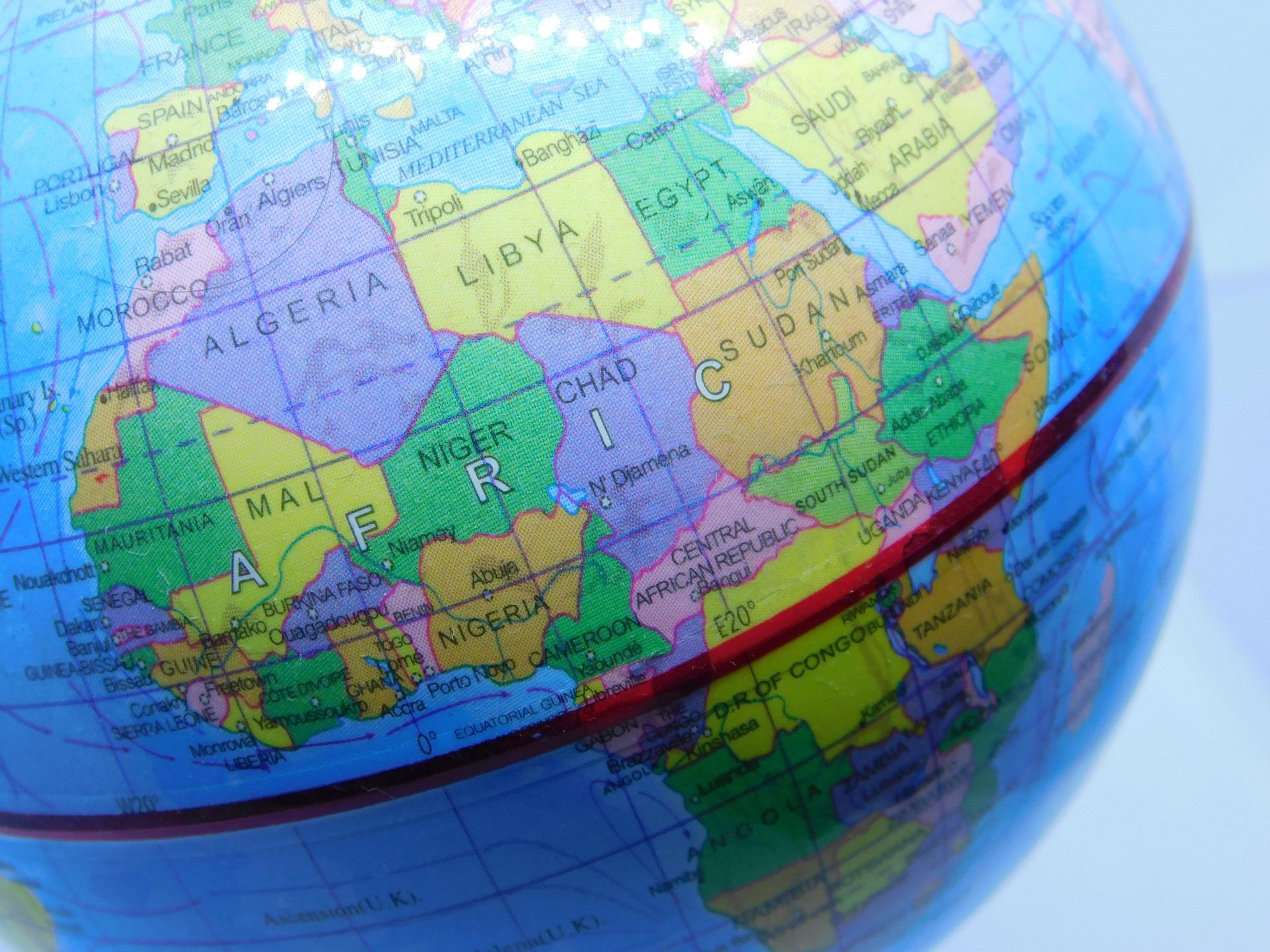 Nein zur Afrikanisierung Europas