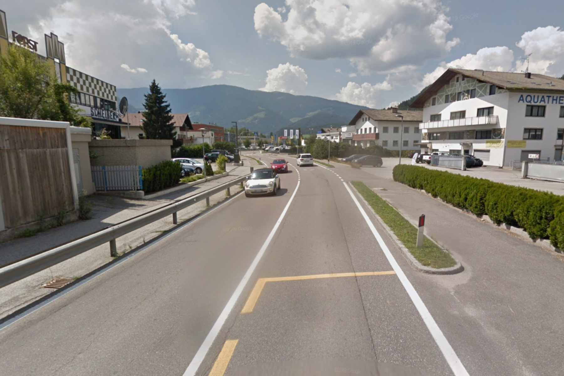 Anfrage | Verkehrstechnische Entschärfung von Engstellen auf der Pustertaler Straße