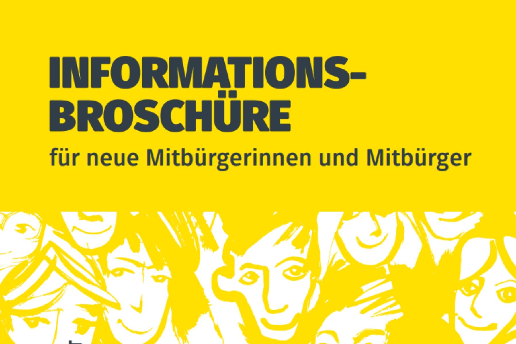 Anfrage | Informationsbroschüre für neue Mitbürgerinnen und Mitbürger