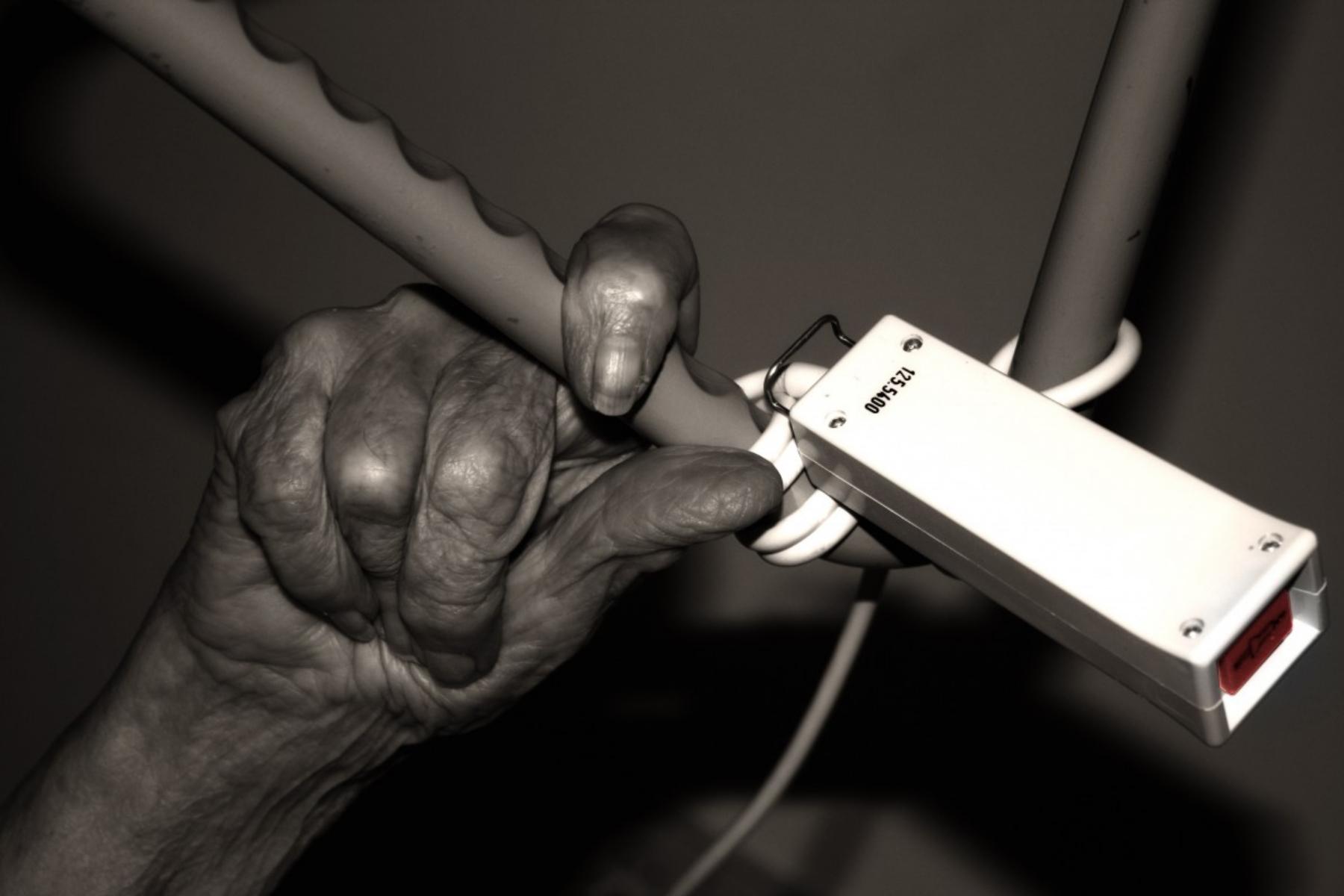 Anfrage   Schutzlose Seniorenwohnheime