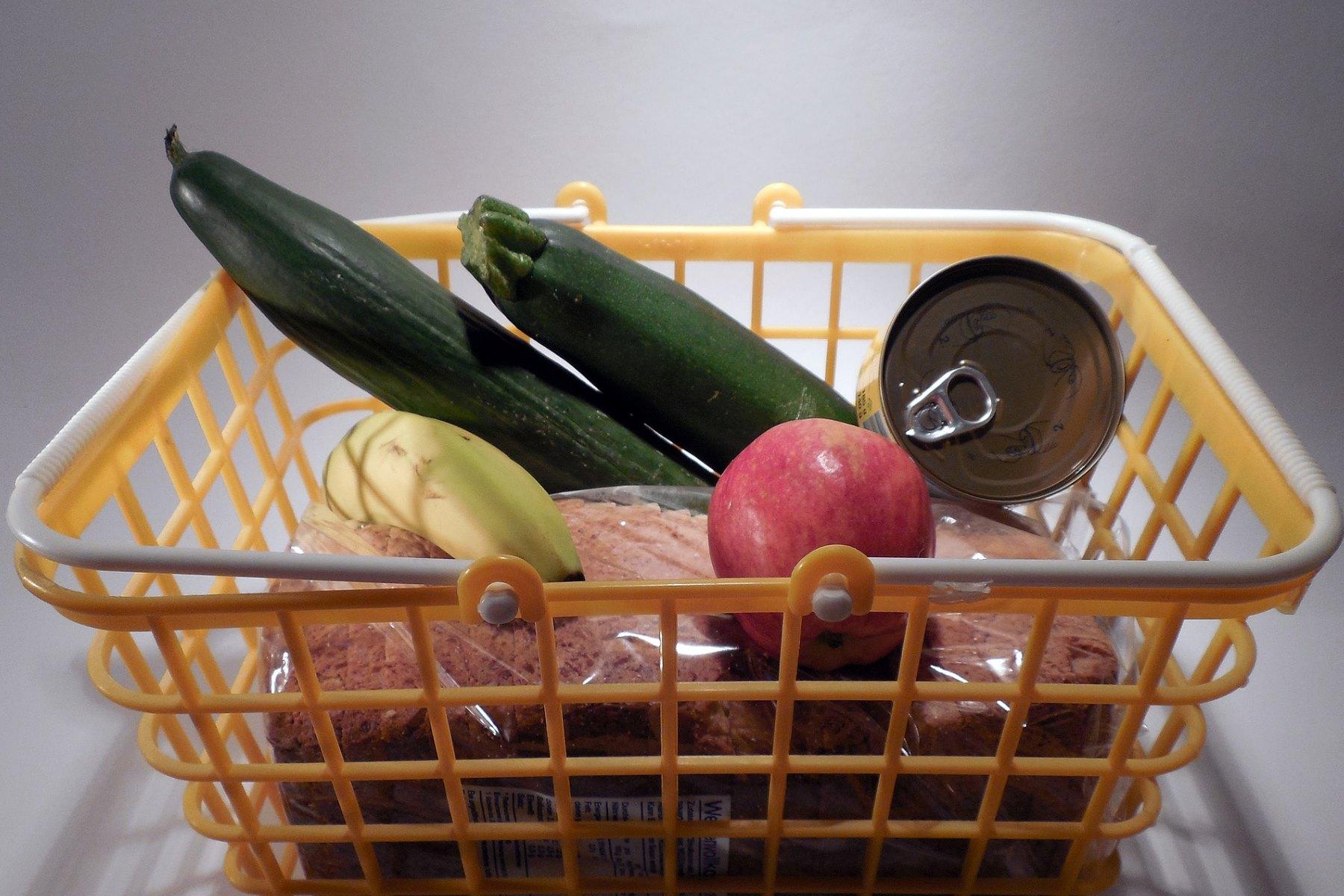 Anfrage | Ausgaben für Lebensmittel im Gesundheitsbereich