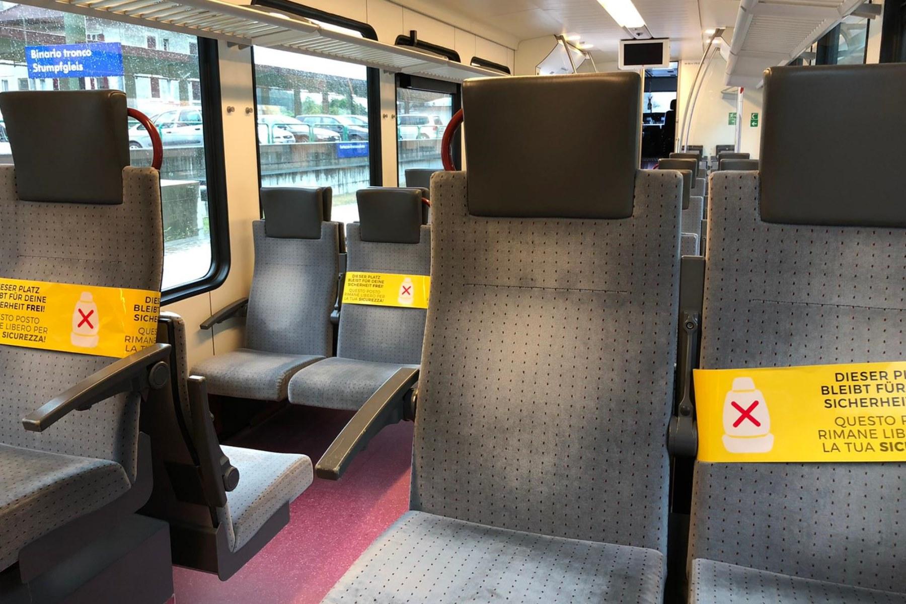 Vorrang für Berufspendler bei Zug und Bus