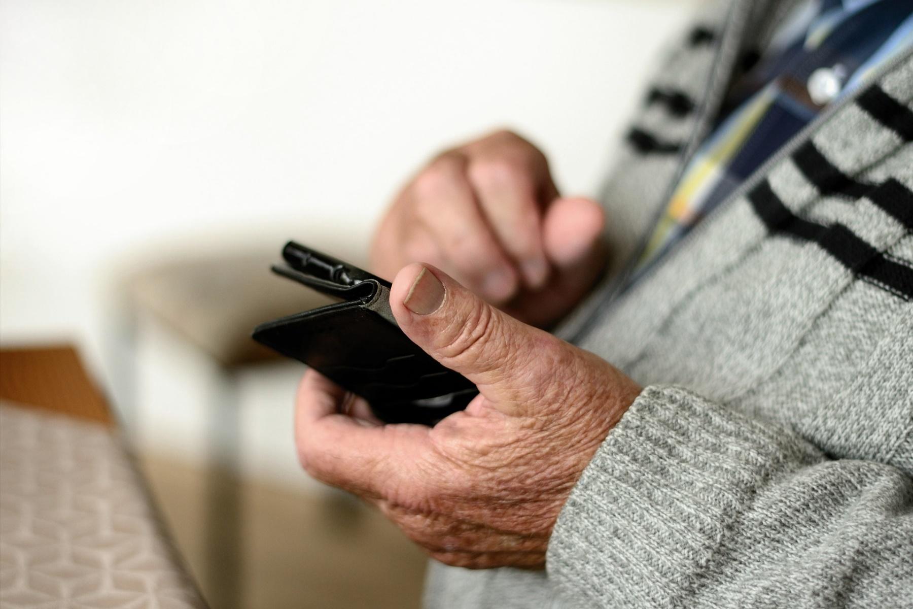 Digitalisierung in der Sanität stellt Senioren vor ein großes Problem