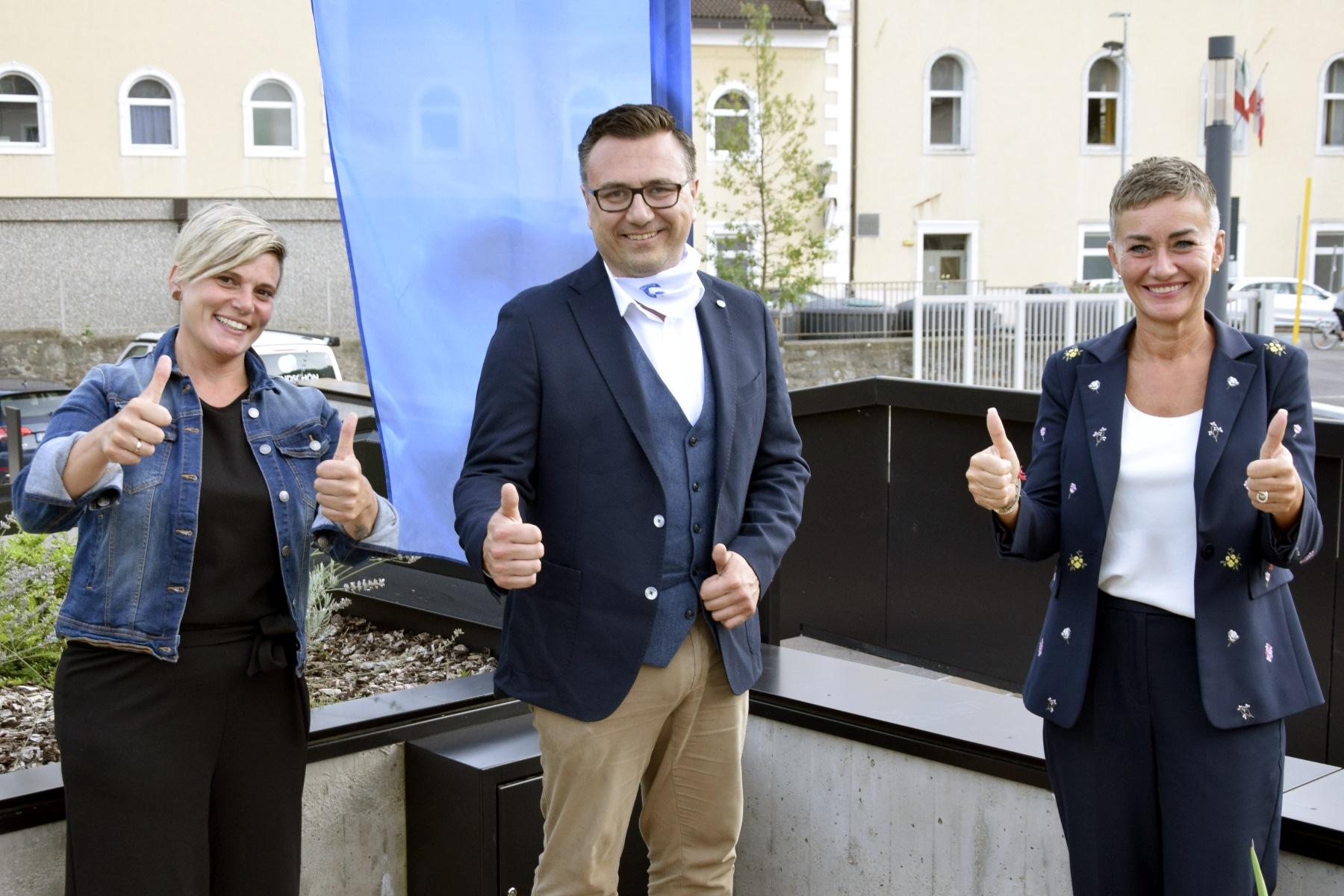 """88% für Leiter Reber – Landesparteitag in Brixen unter dem Motto """"Gerecht. Vernünftig. Unabhängig."""""""