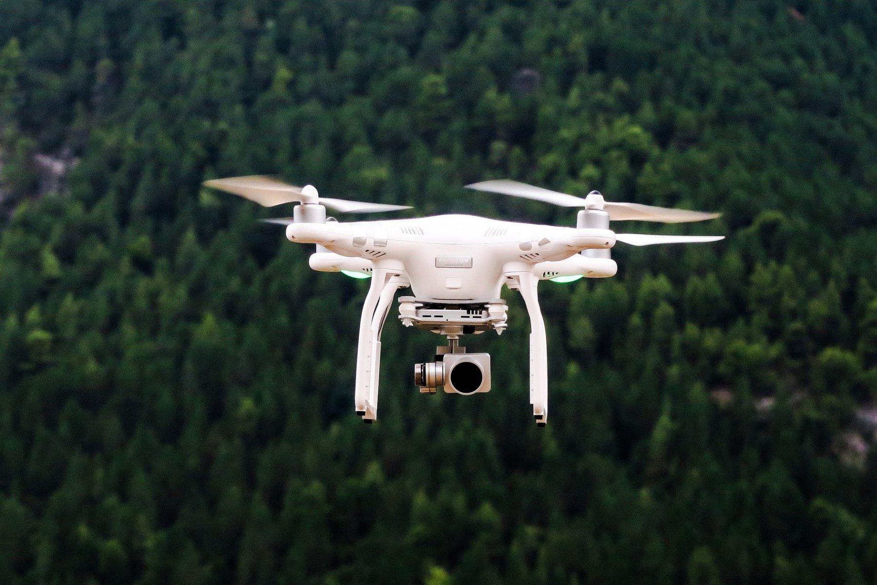 Anfrage | Drohnenflotte des Landes