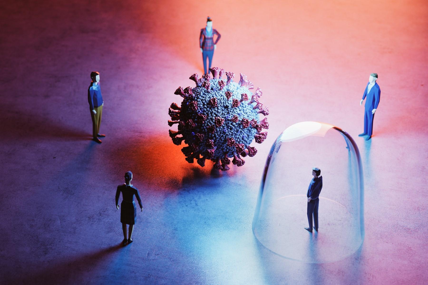 Beschlussantrag | COVID-19: Immunitätsnachweis als Strategie zur Pandemiebekämpfung bewerten
