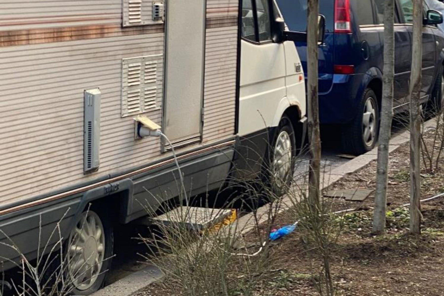 Aktuelle Fragestunde | Wohnwagen bezieht Strom aus einer WOBI-Wohnung