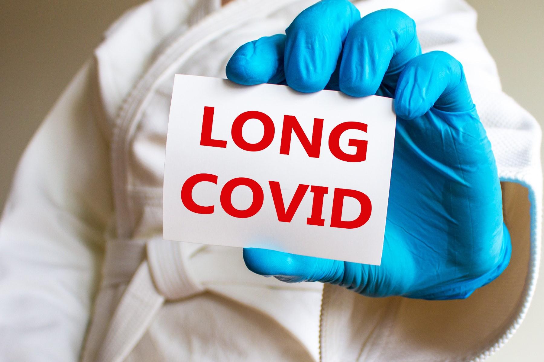 Tagesordnungsantrag | Soziales Netz für Long-Covid-Patienten spannen