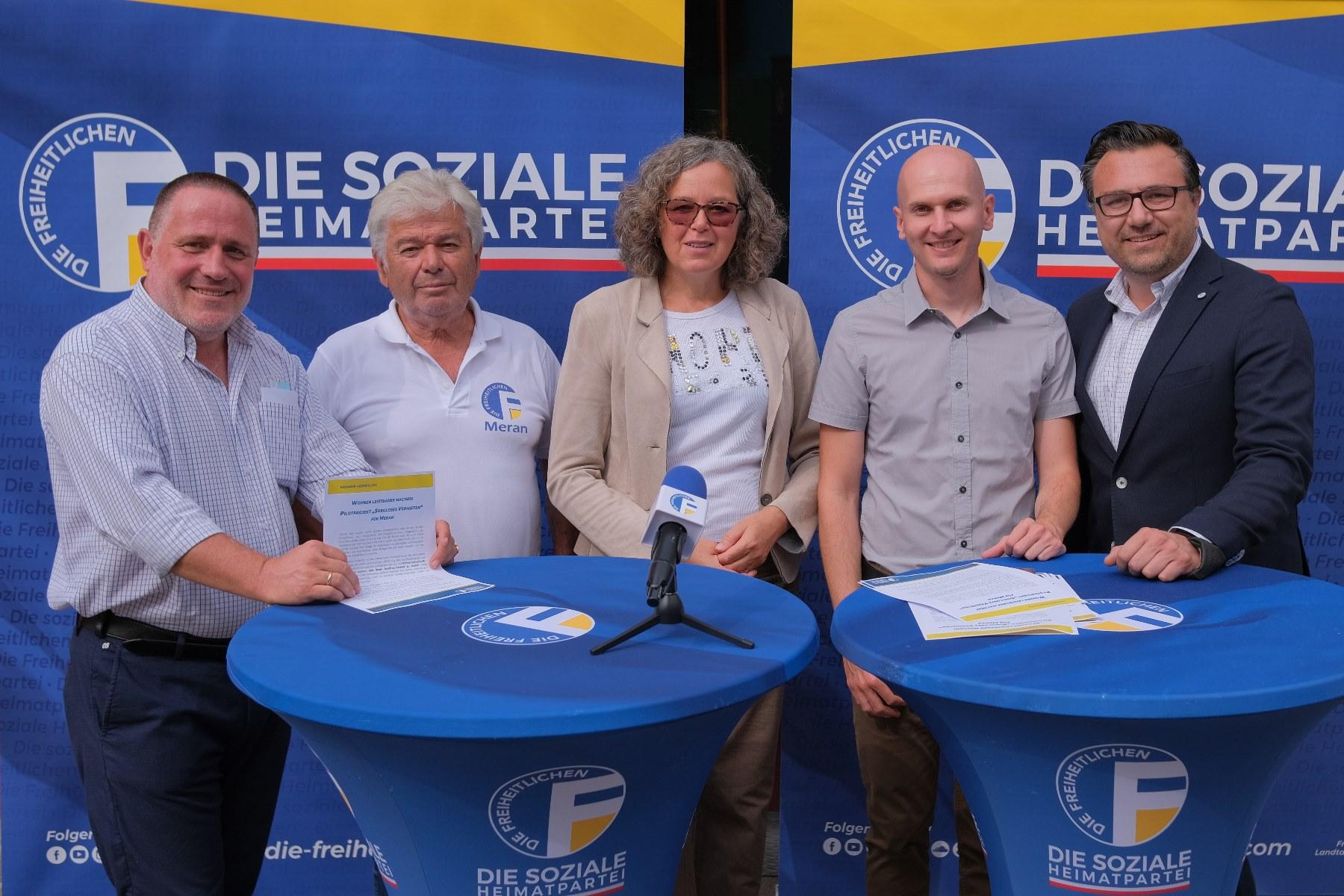 """Wohnen leistbarer machen: Pilotprojekt """"Sorgloses Vermieten"""" für Meran"""